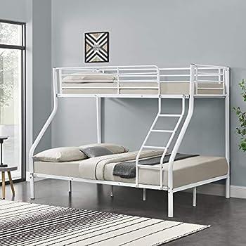 neu.haus Kinder Etagenbett - Weiß - 200x140/90cm