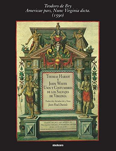 Descargar Libro Usos y Costumbres de los Salvajes de Virginia de Thomas Hariot