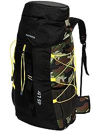 Novex Rucksacks 45 Litre Camouflage Fleet Hiking Bag