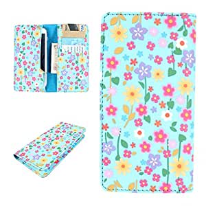 DooDa PU Leather Case Cover For Karbonn A26