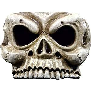 Demi-masque squelette adulte Halloween