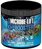 MICROBE-LIFT KH Booster – Karbonathärte KH Erhöhung für Süßwasser und Meerwasser Aquarium mit nützlichen Bakterien, 500 g