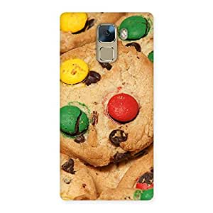Lovely Cookies Design Back Case Cover for Huawei Honor 7