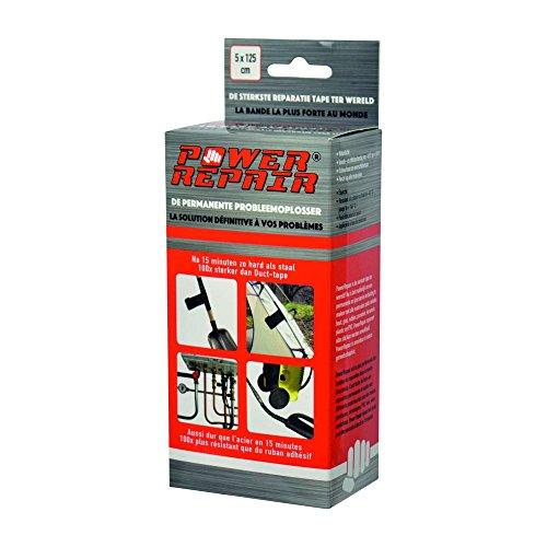 Adhésif Power tape - Repair - 5x125 cm - Noir