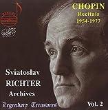 Legendary Treasures - Svjatoslav Richter Archives Vol. 2 (Chopin-Recitals 1954-1977)