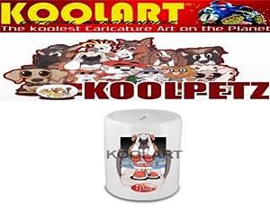 BOXER KOOLART KOOLPETZ KP103 TIRELIRE À PERSONNALISER)