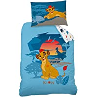 Disney Lion Guard 044761kion Lion Guard kion 140x 200+ 70x 90cm Algodón Renforce, algodón, 140x 200cm