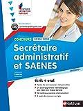 Secrétaire administratif et SAENES 2019-2020 (CONCOURS ADMINISTRATIFS t. 1)