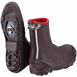 BBB ArcticDuty OSS-Soprascarpe invernali, termici da ciclismo, impermeabile, motivo: scarpe