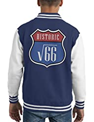 Route V66 Kid's Varsity Jacket