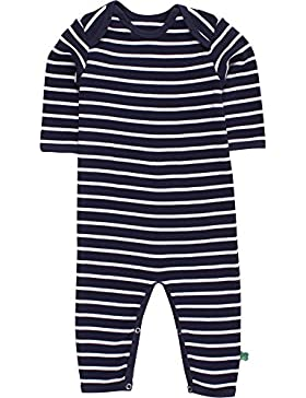 Fred's World by Green Cotton Unisex Baby Formender Body Stripe Bodysuit