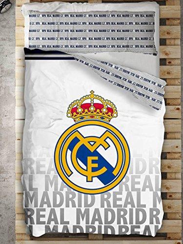 Style Real Madrid Juego Nórdico de Cama