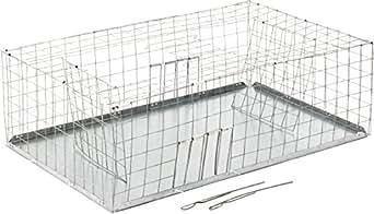 Trappola per uccelli da 97 cm per catturarli vivi in modo for Trappola per gazze