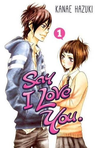 SAY I LOVE YOU 01