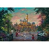 Stained Art Disney 1000 Piece Twilight Beauty DS-1000-766 (japan import)