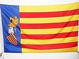 Le drapeau de Valence statut de Benicàssim est réalisé en polyester de haute qualité et comporte un fourreau pour pouvoir y insérer une hampe. Les bords sont renforcés et les coutures doublées pour une résistance optimale. Ce drapeau valencien senyer...