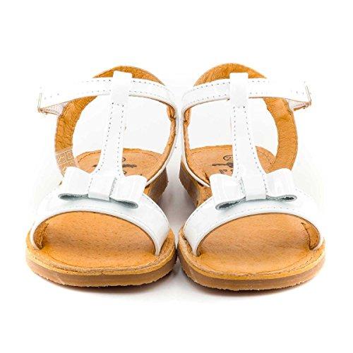 Boni Blanca II - sandales fille Blanc