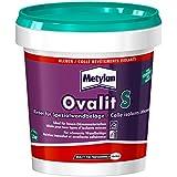 Metylan 44419 Ovalit S Colle pour revêtements muraux spéciaux 900 g