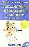 Como enseñar matemáticas a su bebé (Tu hijo y tú)