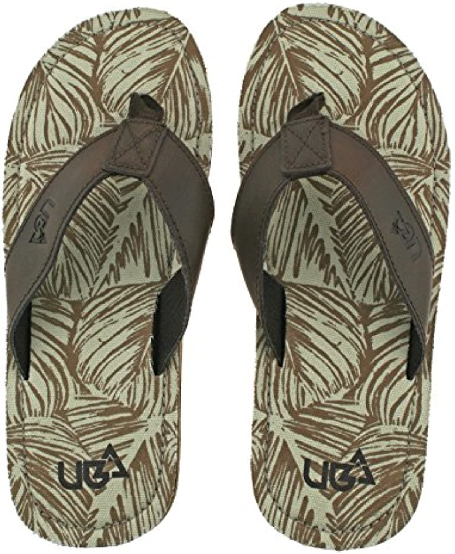Urban Beach para hombre Colorado Toe Post playa Chanclas Sandalias Zapatos (tamaños 6 – 11 adultos)