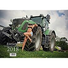 Erotischer Landmaschinenkalender 2018