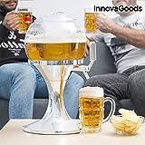 Il nuovo Cooling Beer Dispenser! L'originale spillatore da tavolo di birra fresca alla spina da 3,5...