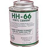 HH-66 PVC Vinyl Cement Pvc Vinyl Cement Glue With Brush 8Oz