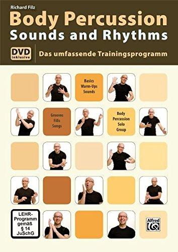 Body-Percussion-Sounds-and-Rhythms-Das-Umfassende-Trainingsprogramm-mit-DVD