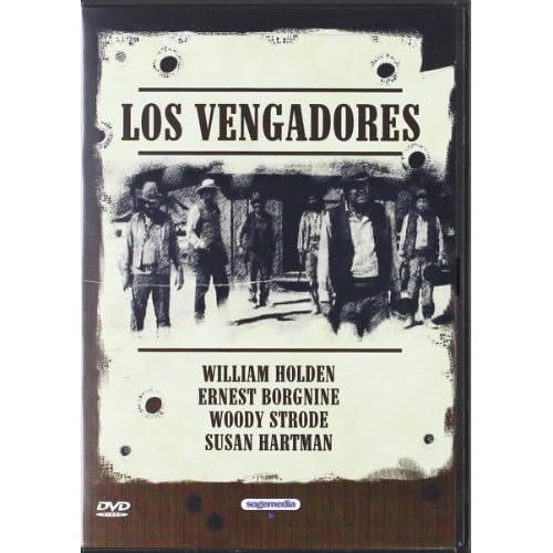Los Vengadores [DVD] 11