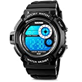 Men's Electronic Digital Casual Sports Watch Males Running - Best Reviews Guide