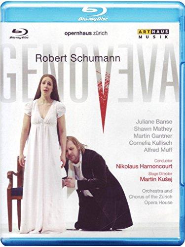 Genoveva [Blu-ray] [(+booklet)]