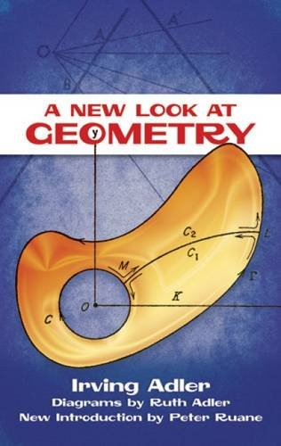 New Look at Geometry (Dover Books on Mathematics)