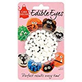 Cake Decor Eyes Edible Eyes 25G