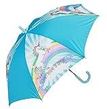 Unbekannt Kinder Regenschirm Einhorn