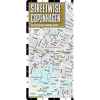 Plan StreetWise Copenhague