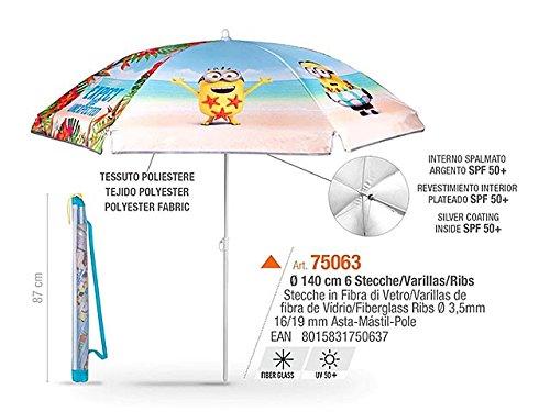 Preisvergleich Produktbild Sonnenschirm 140/6Despicable Me 75063