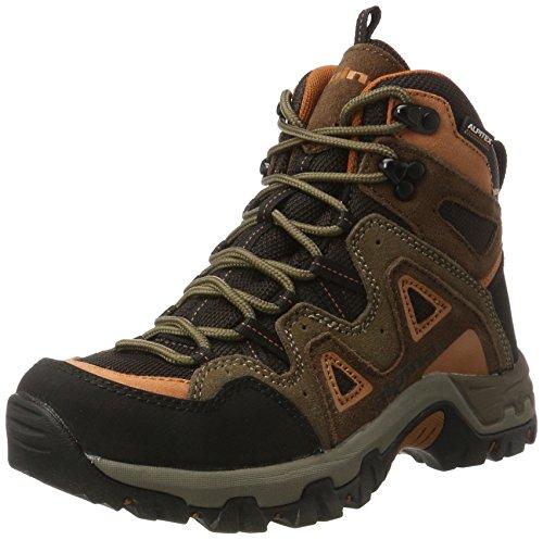 alpina Unisex-Erwachsene 680379 Trekking-& Wanderhalbschuhe Braun (Braun) 3Ru90ppQ