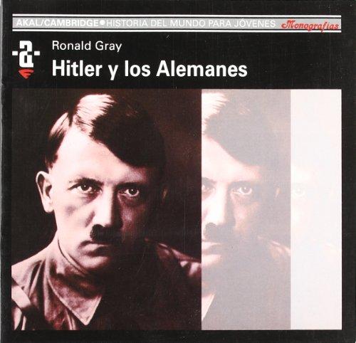 Hitler y los alemanes por Ronald Gray