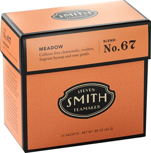 SMITH TEAMAKER - Herbal Infusion Meadow No. 67-6 x 15 Tea Bags
