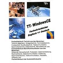 TrueTerm Fachwörterbuch Technik/Büro/Kommunikation/Automobilindustrie, WindowsCE, CD-ROM Für Windows 98/NT/2000/Me/XP; PPC, WM, WM5/6