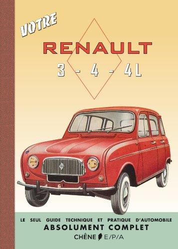 Votre Renault 4L