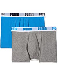 Puma Men's Basic Boxer Shorts