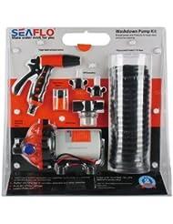 Seaflo 60 PSI Washdown Deck Wash Pump KIT 12v 5.0 GPM for Caravan Rv Boat Marine Yacht -Fba by Seaflo