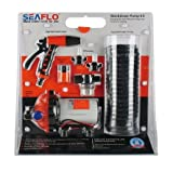 Seaflo 60 PSI Washdown Deck Wash Pump KIT 12v 5.0 GPM for Caravan Rv Boat Marine Yacht -Fba by Seaflo