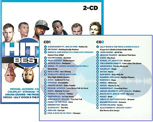Best Hits incl. I'm An Albatraoz (Compilation CD, 44 Tracks) (Ein Arm-chef)