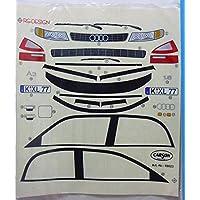 Arco decorativo Carson 1:10 Audi A3 1.6 Pegatina decoración de vehículos # 69023
