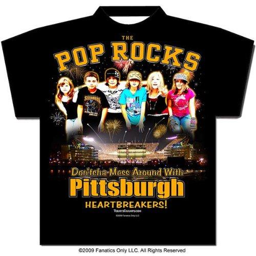 Heartbreakers, the Pittsburgh Steelers (Rock Steelers)