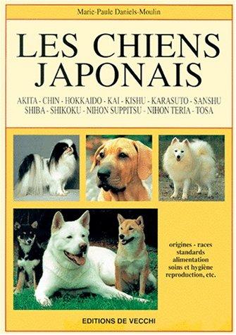 Les chiens japonais par Daniels-Moulin