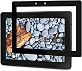 """Moshi iVisor XT (HD clear) No-Bubble Screen Protector  [will only fit Kindle Fire HDX 8.9"""" (3rd Generation)]"""
