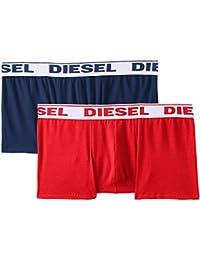 Diesel Homme Shawn 2 Pack Trunks, Multicolore
